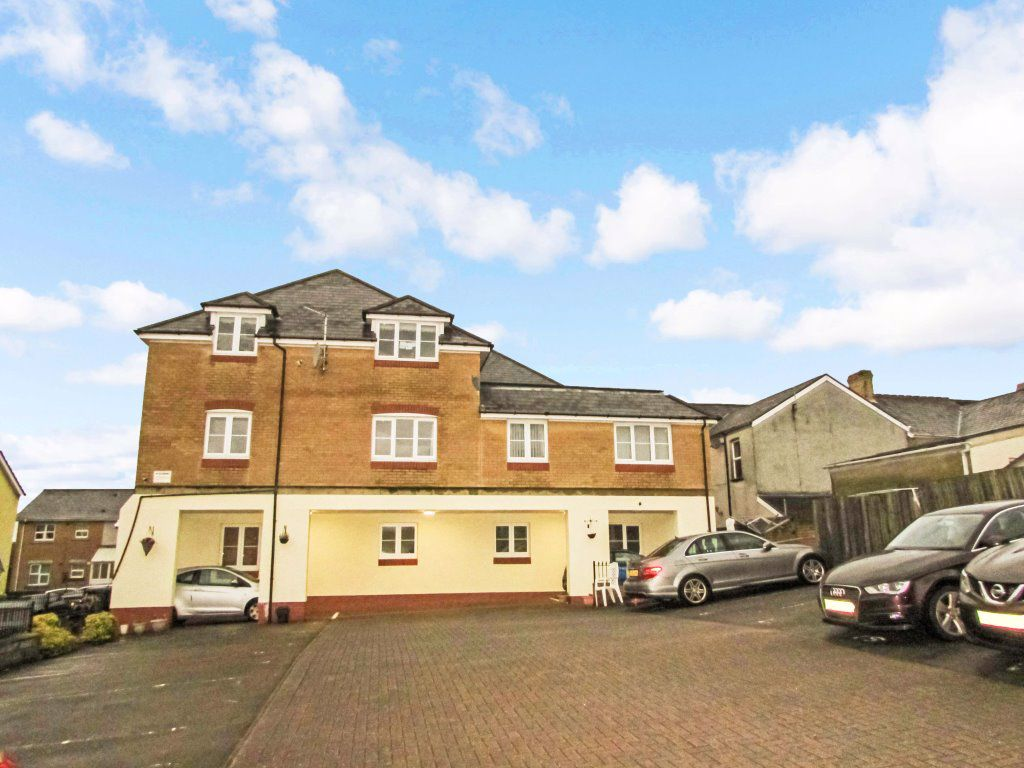 Brook Court, Bridgend town centre, CF31 1GW