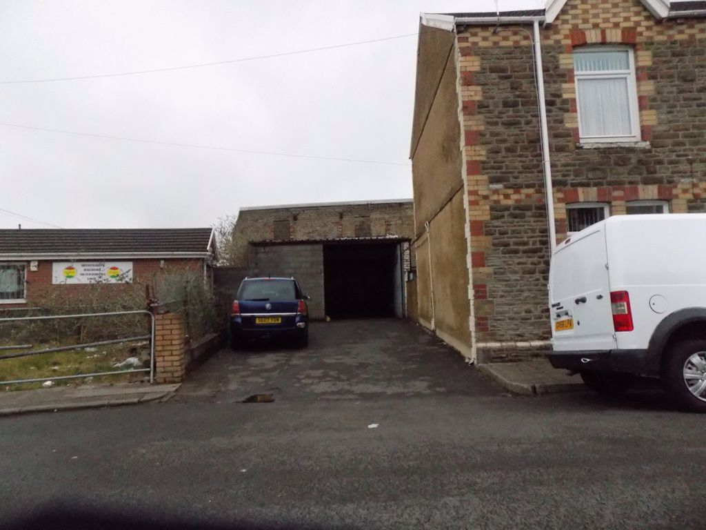 garage and Sandfields Road, Port Talbot, SA12 6LR