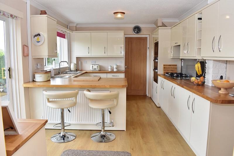 Kitchen / breakfast room / part conservatory