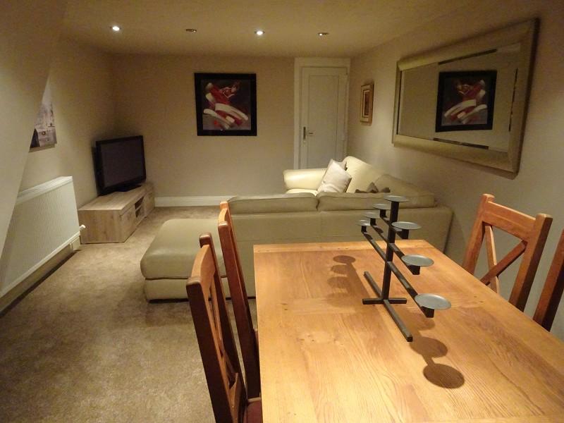 TV room / Playroom