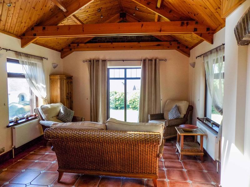 Sun lounge/Reception