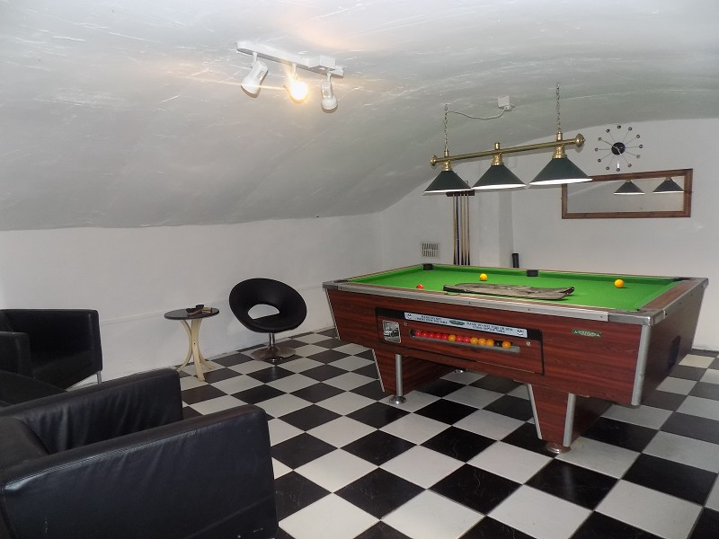 Basement/Games Room