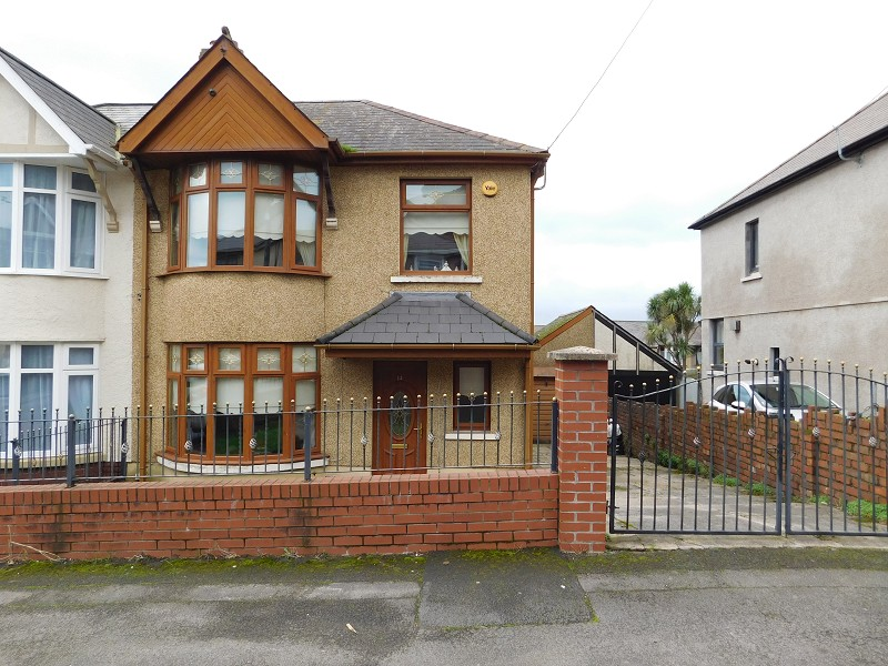 Bracken Road, Margam, Port Talbot, Neath Port Talbot. SA13 2AY