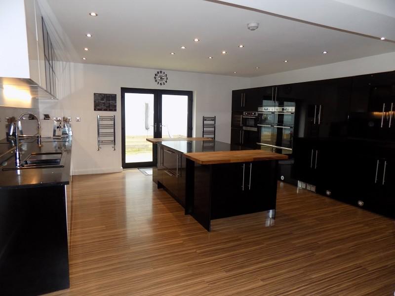 Open plan Kitchen/Diner/Living