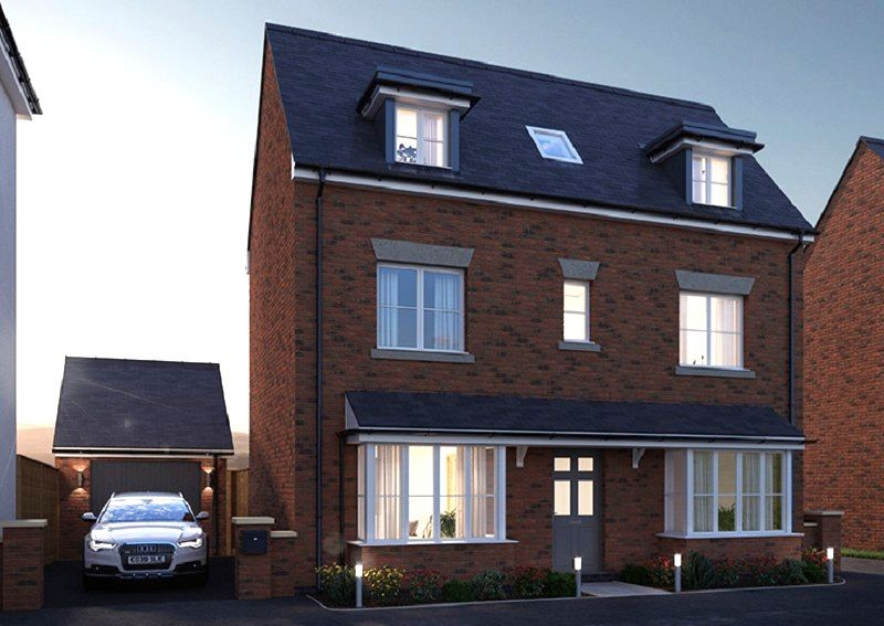 The Davies, Plot 1, Meadow Bank, Llandarcy, Neath, Neath Port Talbot. SA10 6FH