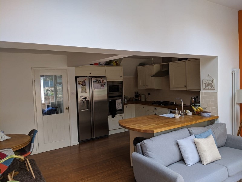 Kitchen/Dining Room/Day Room